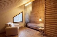 Блок хаус для внутренней отделки