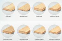 Какие бывают сорта и виды обрезной доски?