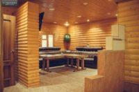 Блок-хаус для бани - выгодная альтернатива традиционному срубу
