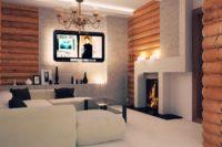 Блок-хаус - применение и выбор материала