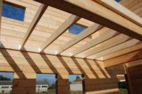 Устройство межэтажных перекрытий в деревянном доме